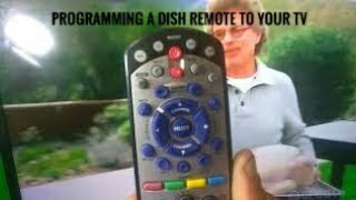 Tutorial: Quickly program a Dish Network remote to any tv | Otantenna