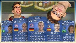SERGIO RAMOS TOTY?!?! - FIFA 15 PACK OPENING