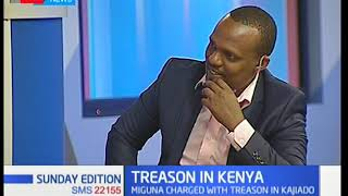 Sunday Edition: Treason in Kenya