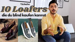 10 Loafers die du blind kaufen kannst! Männer-Style Schuhe | Modern Gent