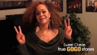 TRUE GO-GO STORIES | Sweet Cherie - (HipHuggers, Chuck Brown, Be'la Dona)