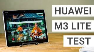 Huawei MediaPad M3 Lite 10 Test: Das perfekte Netflix Tablet? | Deutsch