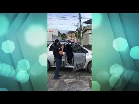 Operação da Polícia Civil mira suspeitos de lavagem de dinheiro e fraude em licitação