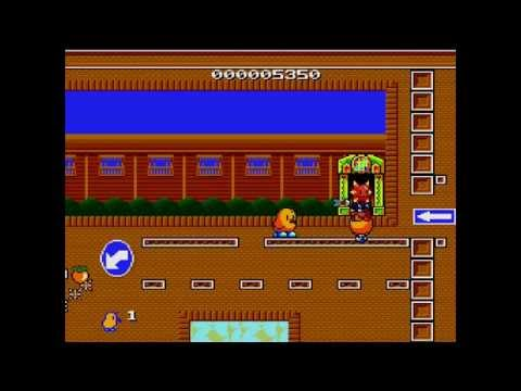 The New Zealand Story ... (Sega Genesis)