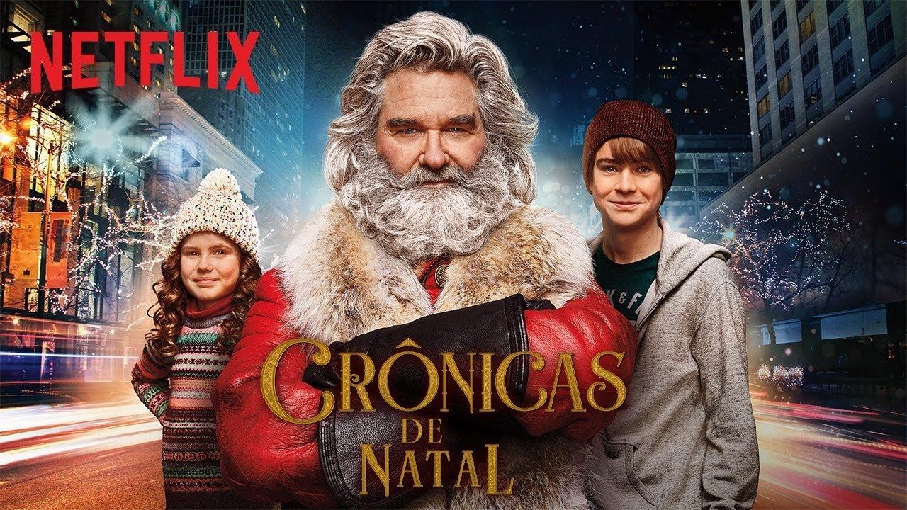 Crônicas de Natal | Kurt Russell é o Papei Noel em primeiro trailer divulgado pela Netflix
