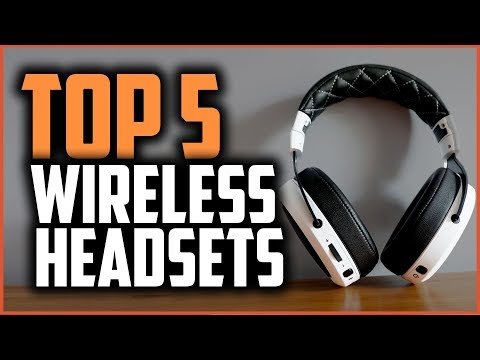 Best Wireless Gaming Headphones in 2019 | 5 Headsets For Xbox, PC & PS4