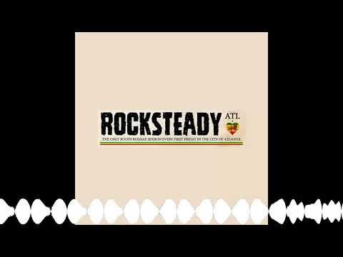 ROCKSTEADY ATL PROMO CD mixed by HIGHLANDA Sound (Reggae Foundation Edition)