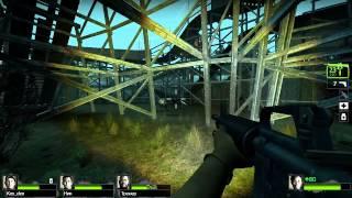 Прогулка в Left 4 Dead 2 (Haluet and Keyden)
