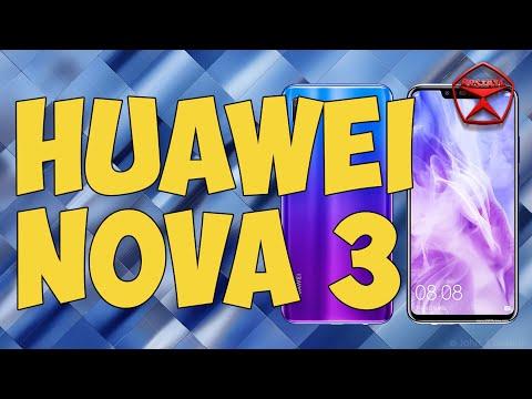 Честный обзор на Huawei Nova 3. Черт подери! / Арстайл /