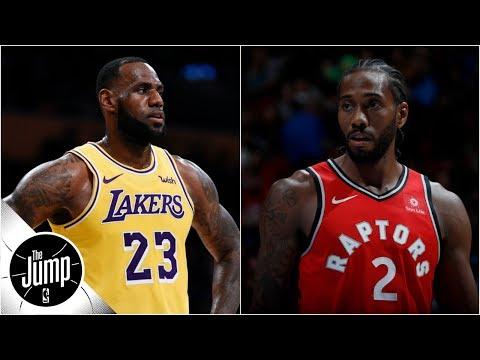 Most important 2018 NBA offseason move: LeBron, Cousins or Kawhi?   The Jump