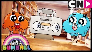 Gumball | Miss Simian Is Retiring 🎉 The Boombox | Cartoon Network