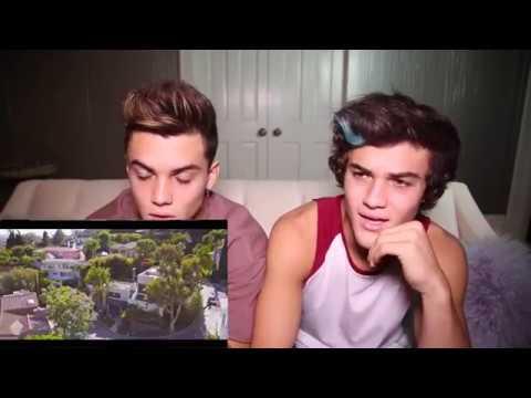 -Dolan Twins reacting to. Jake Paul-I love you bro ft.Logan Paul-