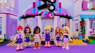 Metamorfoza Przyjaciółek Bajka Po Polsku Z Klockami Lego Friends