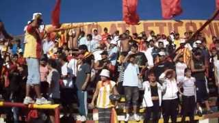 preview picture of video 'La Hinchada de Mitre - Salta'