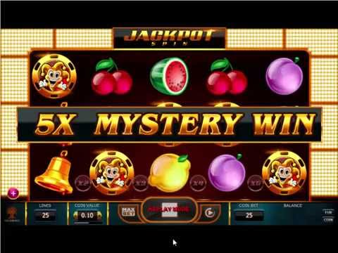 Replay of Joker Millions Slot Machine Jackpot Win!