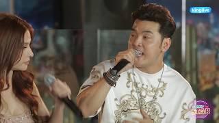 """Ưng Hoàng Phúc, Thu Thủy tái hiện MV """"Mỗi người một nơi"""" phiên bản 2018 cực lầy"""