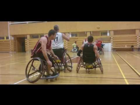 Video: Basketbalový trénink SK Hobit Brno