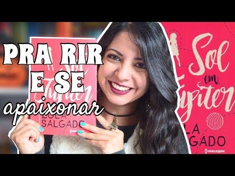 SOL EM JÚPITER, LOLA SALGADO | DESAFIO FUXICANDO SOBRE CHICK-LITS | MINHA VIDA LITERÁRIA