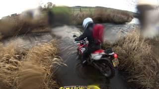 Green Lanes - Northumberland - River Crossing