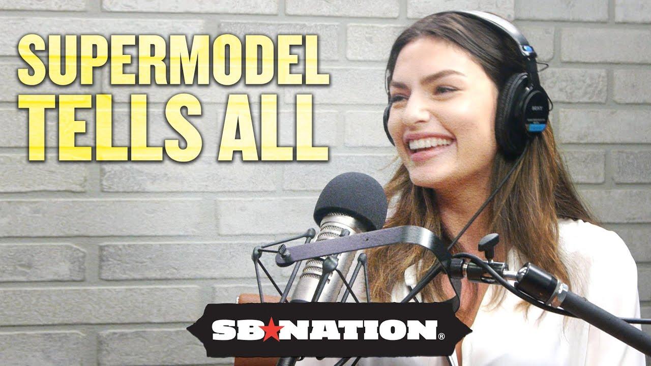SI Swimsuit's Alyssa Miller on Bodypainting, Penis Sashimi, and Asses thumbnail