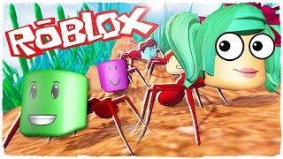 👉 ROBLOX - SOY UNA HORMIGUITA!!!