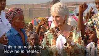 Blind Man Healed