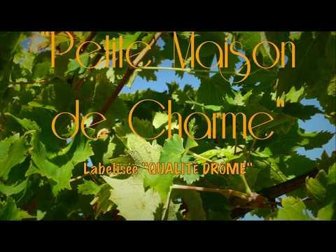 Video pour: Petite maison de Charme à Nyons en Drôme Provençale