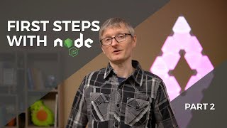 First Steps 👶 with Node.js Part 2 – Template Strings, Array Filter, and Modules 🤘