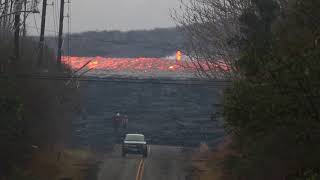 Lava Rages From Kilaueas Fissure 8