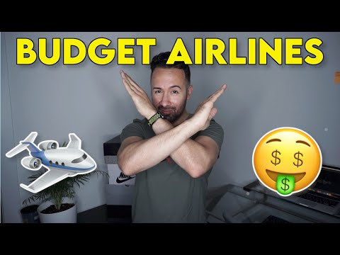 Budget Airlines Pros & Cons - Should You Fly CHEAP?