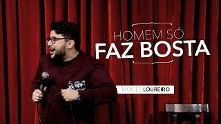 Moisés Loureiro - Homem Só Faz Bosta (Comedians Comedy Club)