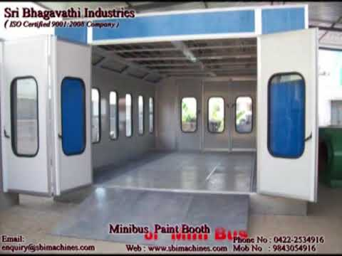 Automotive Paint Booths