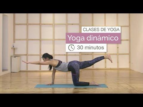 Prueba Esta Secuencia Dinámica De Yoga