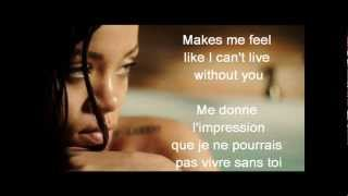 Rihanna feat. Mikky Ekko - STAY (paroles et traduction)