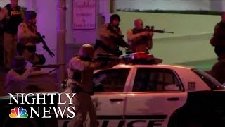 12 Killed In Mass Shooting In Thousand Oaks, California | NBC Nightly News