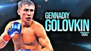 The Destructive Power Of Gennady Golovkin (2019)