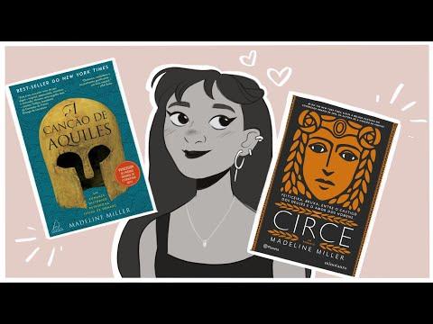 Preciso falar sobre esses livros || A CANÇÃO DE AQUILES e CIRCE
