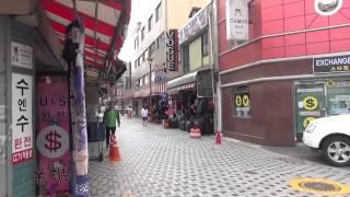 Южная корея, город Пусан