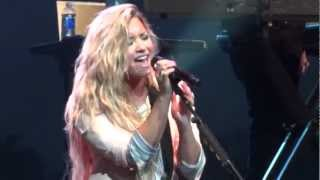 "Demi Lovato - ""My Love Is Like a Star"" (Live in Del Mar 6-12-12)"