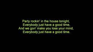 LMFAO - Party Rock Anthem (feat. Lauren Bennet & GoonRock) (ON SCREEN LYRICS)