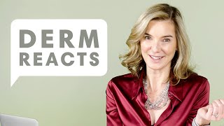 A Dermatologist Reacts To Your Comments About Sunscreen & Eye Creams   Derm Reacts With Dr. Marmur