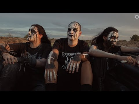 Metal From the Dirt: Inside the Navajo Reservation's DIY Heavy-Metal Scene (2018) An interesting glimpse into modern day Native American metal heads. Rock on fellas! [13mins]
