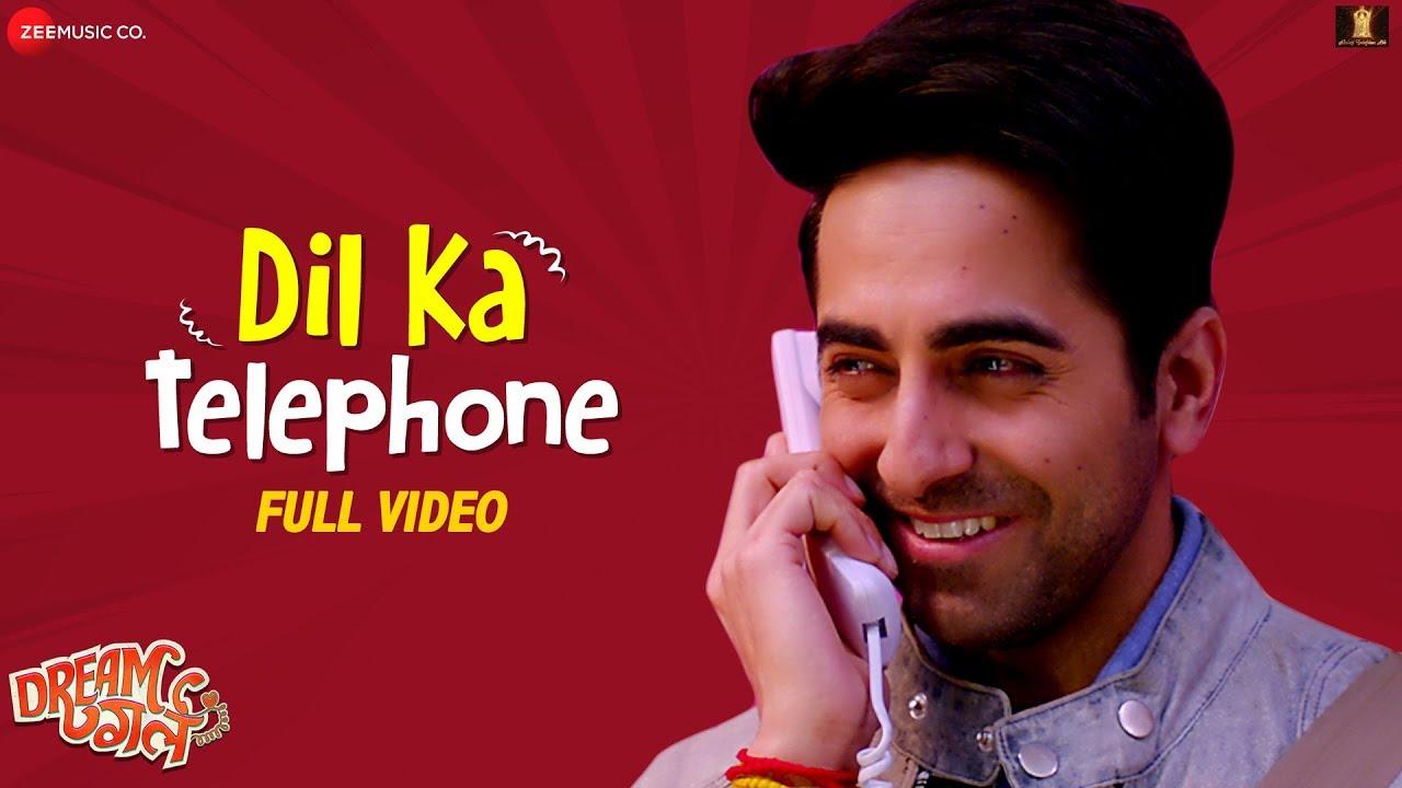 Dil Ka Telephone Lyrics | Dream Girl| Meet Bros Ft. Jonita Gandhi & Nakash Aziz Lyrics