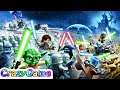 lego Star Wars 3 The Clone Wars Full Episodes Lego Game