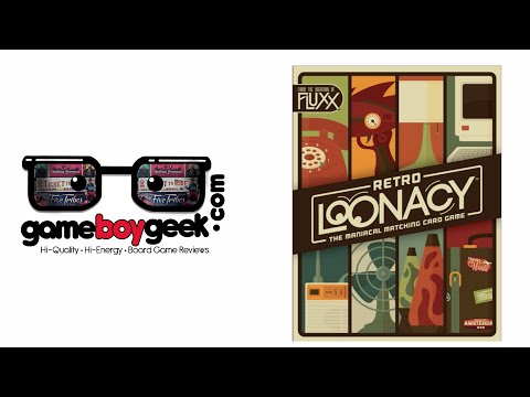 The Game Boy Geek Reviews Retro Loonacy