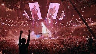MONATIK - Live show Vitamin D (backstage)