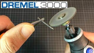 Dremel 3000-1 / 25 Unboxing und Verwendung - Einfache Erfindungen