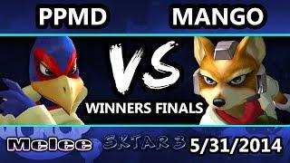 SKTAR 3 - Mango (Fox) Vs. PPMD (Falco) - Winners Finals