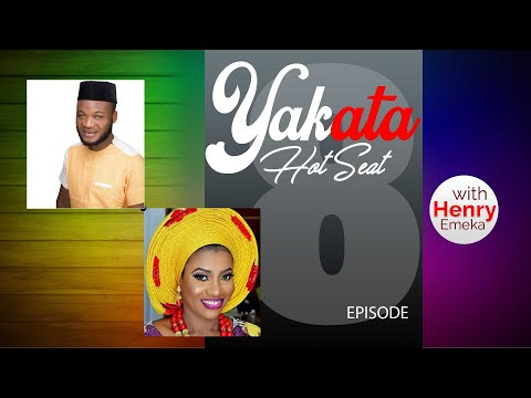"""Sex For Roles In Nollywood Is Not A New Thing"" NICOLE BANNER On The Yakata Hot Seat Show(EP8)"