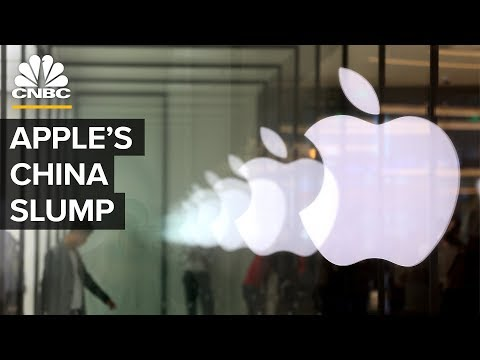 Download What's Behind Apple's Sales Slump And Dire China Warning? HD Mp4 3GP Video and MP3